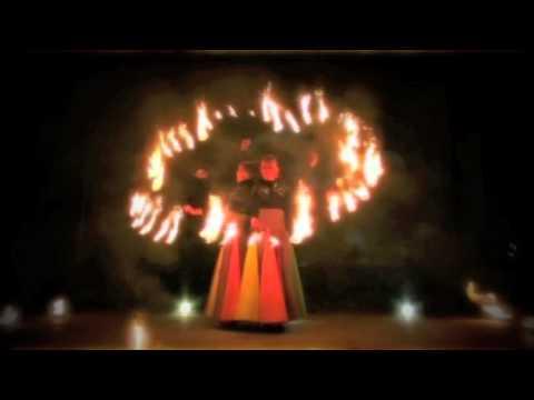 «Огонь Маори».