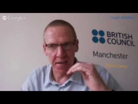 "British Council's Chris Cavey - The ""Intermediate Plateau"" in learning English"