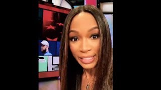 Cari Champion has a message for Kobe Bryant after his comments on LeBron James