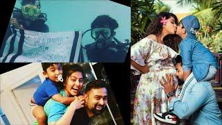 Actress Sneha-Prasanna celebrates wedding anniversary..