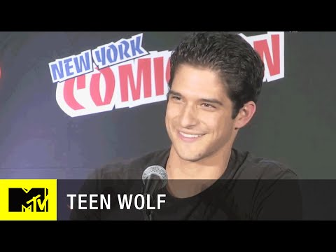 Teen Wolf | New York Comic Con 2015 Panel | MTV