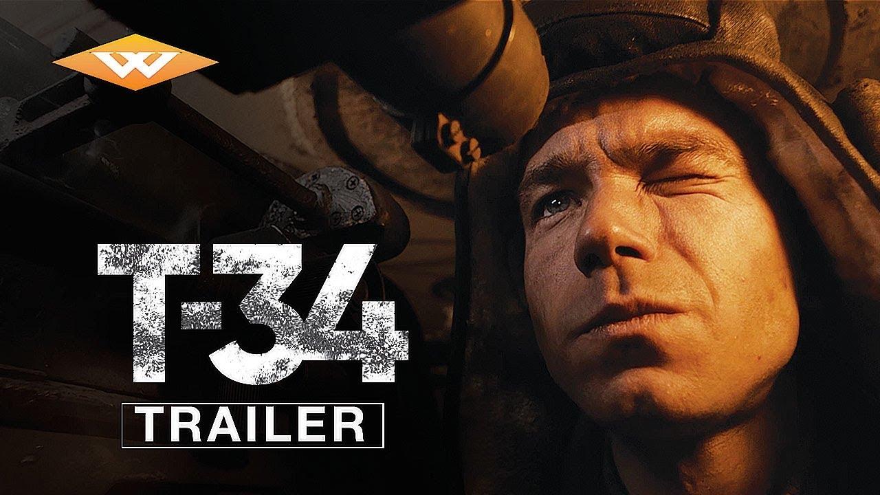 Trailer de T-34