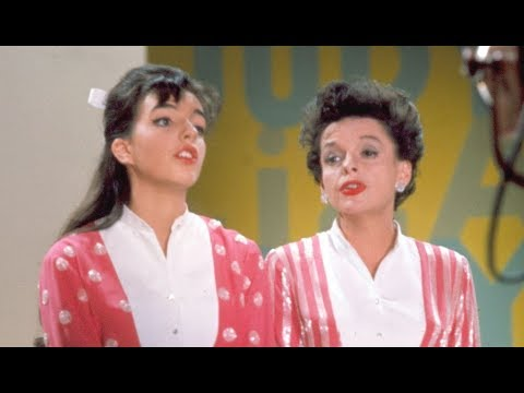JUDY GARLAND on LIZA MINNELLI — Diva on Diva