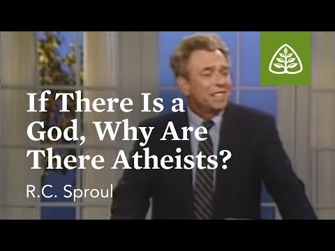 If There Is a God, Why Are There Atheists?