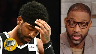 'This doesn't look good on Kyrie's resume' - Tracy McGrady on the Nets' struggles | The Jump