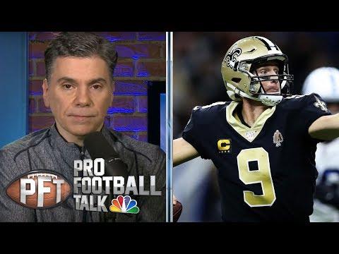 Drew Brees donates $5 million to COVID-19 relief | Pro Football Talk | NBC Sports