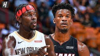 New Orleans Pelicans vs Miami Heat - Full Game Highlights | November 16, 2019 | 2019-20 NBA Season