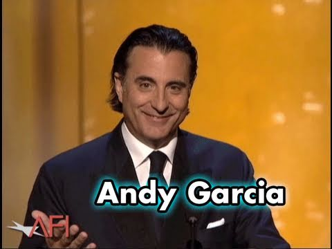 Andy Garcia On Working With Al Pacino In THE GODFATHER ...
