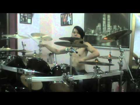 DreamShade Revive In Me Drum Cover (KingZ AngeL)