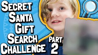 Secret Santa Christmas Shopping Challenge 2018 🎁 // Gift #2 For Sibling Exchange Acquired ✅
