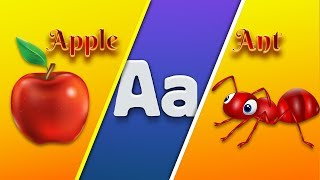 Phonics Song with two Words | Phonics Song | Nursey Rhymes | ABC Alphabet Songs | songs for kids
