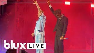 Justin Bieber - Never Say Never ft. Jaden Smith (Multicam LIVE)