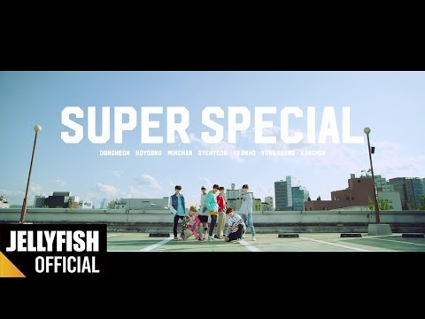 [지금부터 베리베리해 OST] VERIVERY - 'Super Special' Official M/V