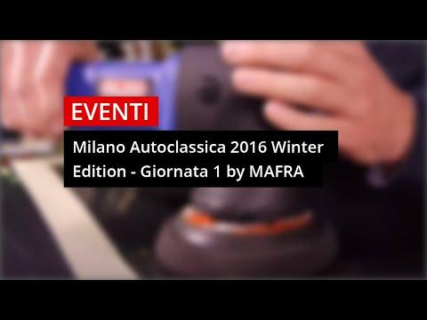 MA-FRA a Milano AutoClassica! Primo Giorno!