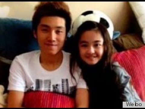 24-Year-Old Dating 12-Year-Old Model In China?
