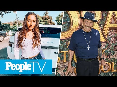 Danny Trejo Rescues Baby, YouTuber Brooke Houts Uploads Video Hitting Her Dog | PeopleTV
