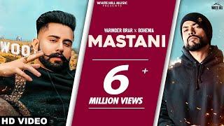 Mastani – Varinder Brar FT Bohemia