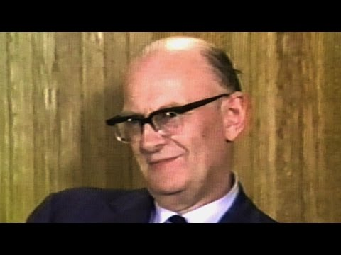 Arthur C. Clarke on the future of Communication - AT&T-MIT Conference, 1976