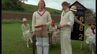 The Doctor Plays Cricket | Black Orchid | Doctor Who | BBC