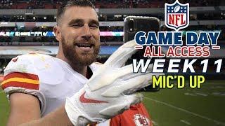 NFL Week 11 Mic'd Up,