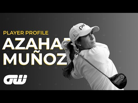 Solheim Cup Star Muñoz on Staying Cool Under Pressure | Player Profile | Golfing World
