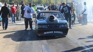 Thurgood Marshall VS Richard Jackson @  Atomic Dogs All roads lead to Texas grudge fest