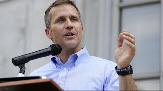 Missouri Gov. Eric Greitens says he did not try to blackmail woman