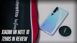 Xiaomi Mi Note 10 vs Mi Note 10 Pro spec comparison + 72hr review
