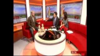 Firestorm Interview #1 - Jamie Anderson BBC Breakfast 2/11/14