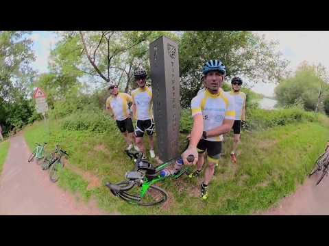 echtweißblau-Tour: Etappe 1