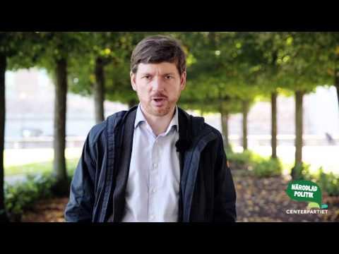 Martin Ådahl om flyktingar i jobb