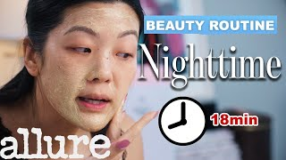 Beauty Expert's $709 Nighttime Skin Routine | Allure