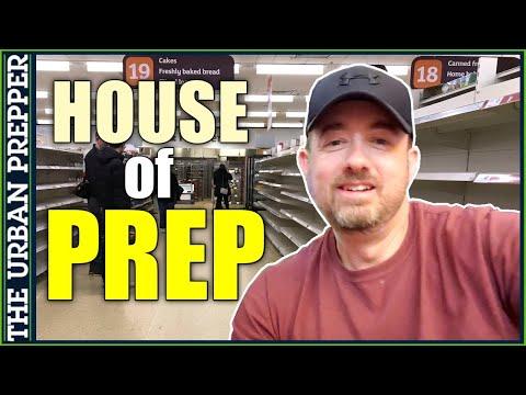 HOUSE OF PREP: Live A Life Of Preparedness