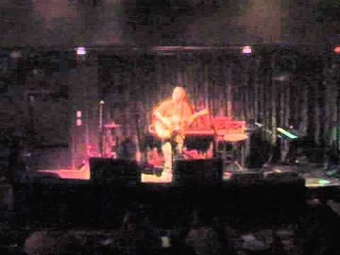"""Performing my original song """"Mojado Blues"""" at Humphrey's"""