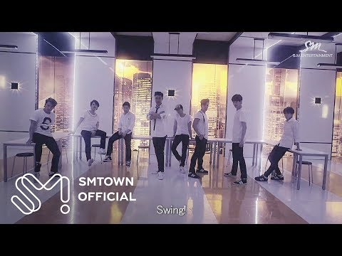 SUPER JUNIOR-M 슈퍼주니어-M 'SWING' MV (CHN Ver.)