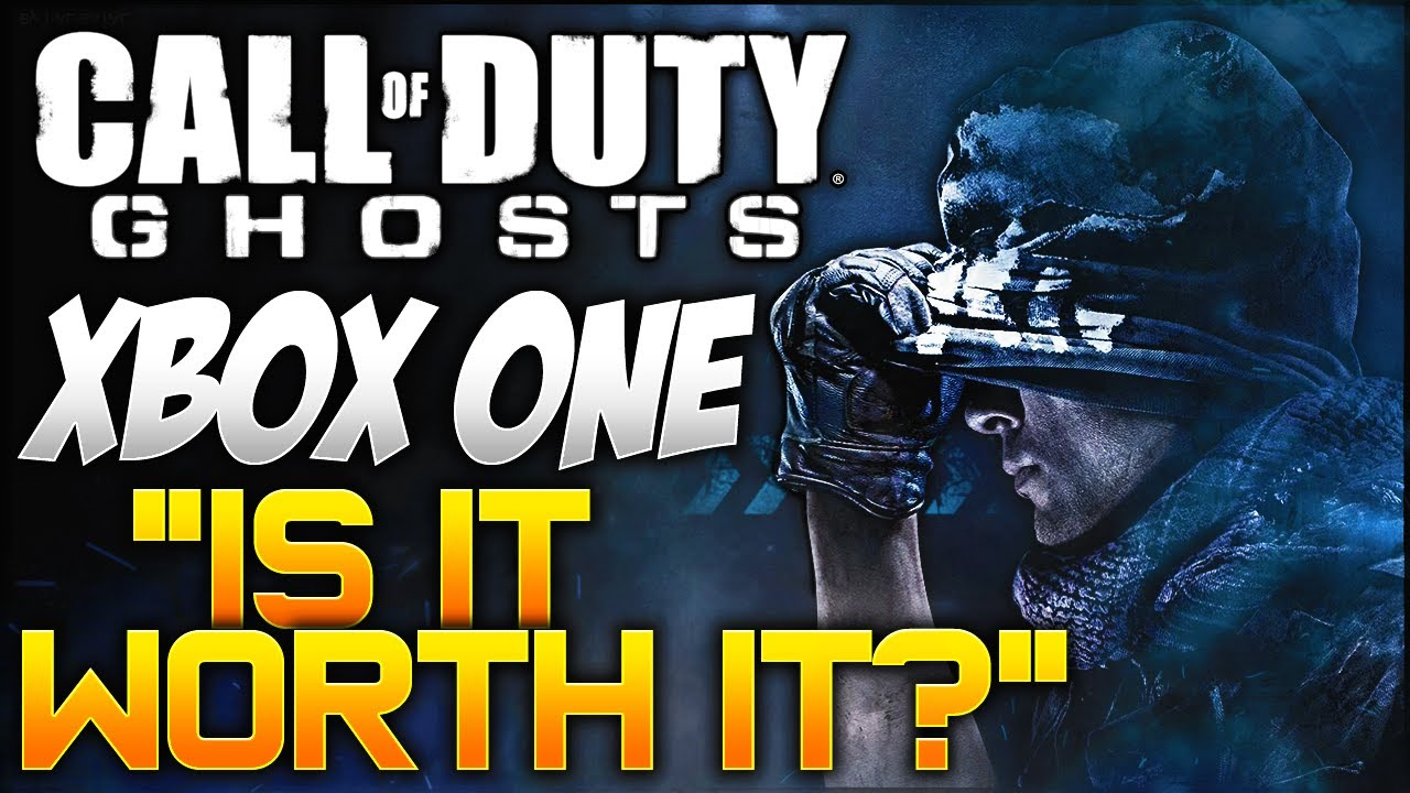 """Call of Duty: Ghosts """"XBOX ONE"""" Multiplayer Gameplay - IS ..."""