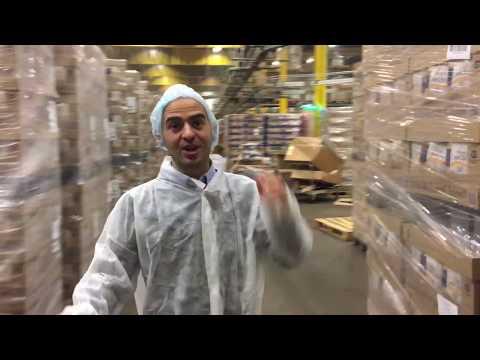 Äventyr i chipsfabriken