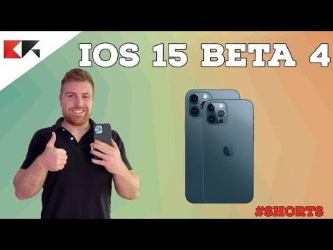 iOS 15 Beta 4: tutte le novità in 60 se …