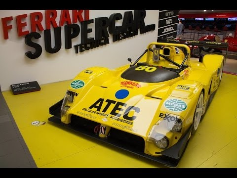 FERRARI F333 SP - Walkaround in MARANELLO MUSEUM 2013 HQ
