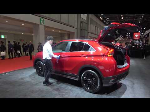 Mitsubishi ECLIPSE CROSS 2020 - Show Room JAPAN