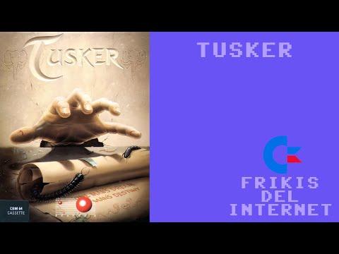 Tusker (c64) - Walkthrough comentado (RTA)
