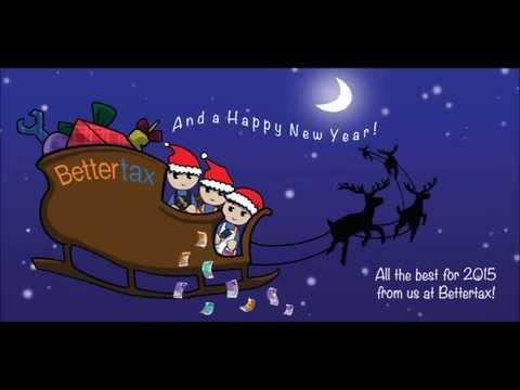 Merry Christmas from Bettertax 2014