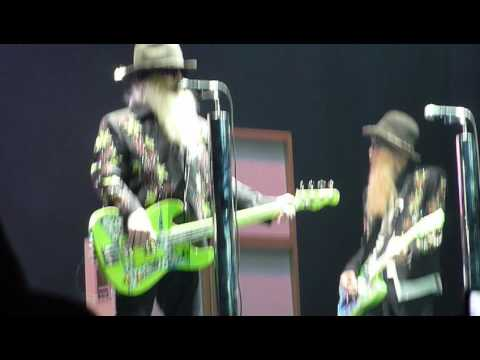 ZZ TOP - Viva las Vegas (Live in Chile 2010)