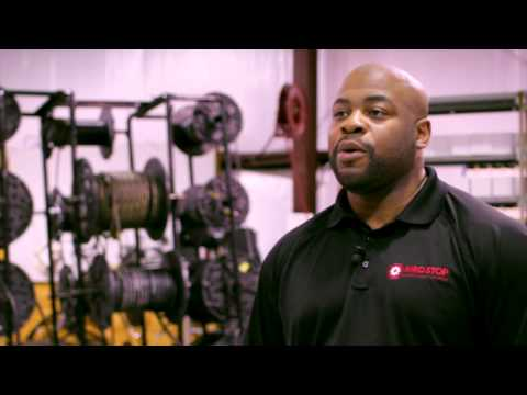 Greenville Hose Assembly: MRO Stop