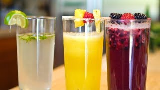 5 Healthy Summer Drinks to Beat The Heat