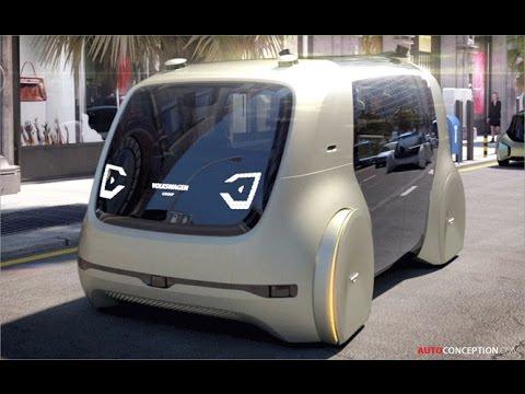 Transportation Design: Volkswagen Sedric Concept