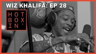 Wiz Khalifa | Hotboxin' with Mike Tyson | Ep 28