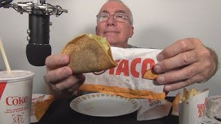 Trying the Burger King Tacos