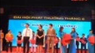 Clip: Màn kịch trao thưởng tiền tỉ của đa cấp Thăng Long