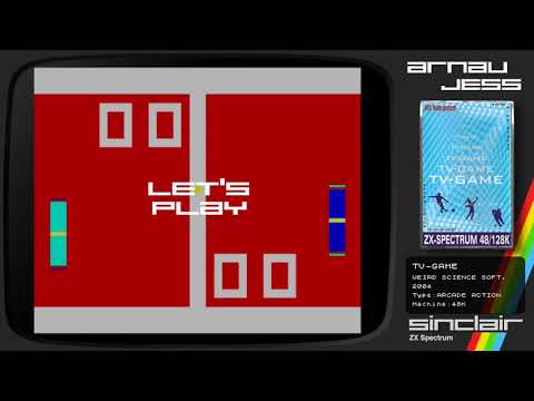 TV-GAME Zx Spectrum by Pgyuri